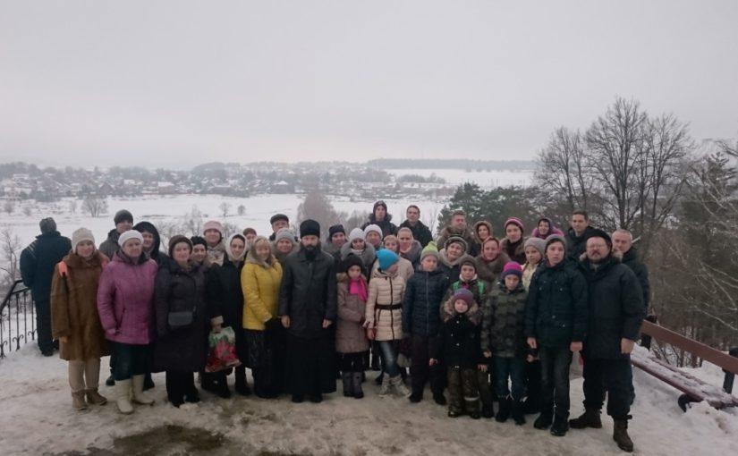 Паломническая поездка в Звенигород – Саввино-Сторожевский монастырь